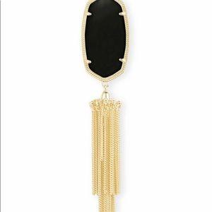 Kendra Scott Rayne GoldTone Long Pendant Necklace